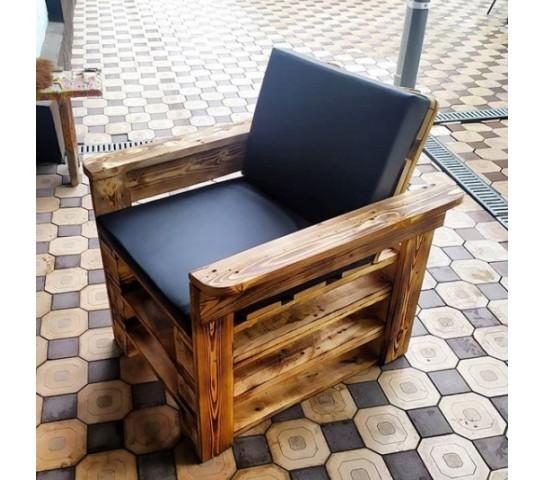 """Кресло из палет """"Уникум"""""""