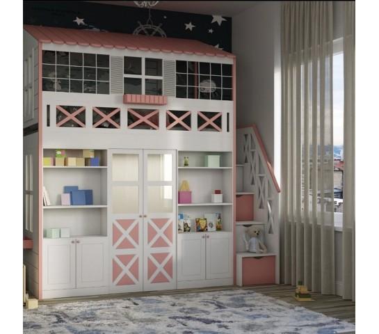 шкаф-дом