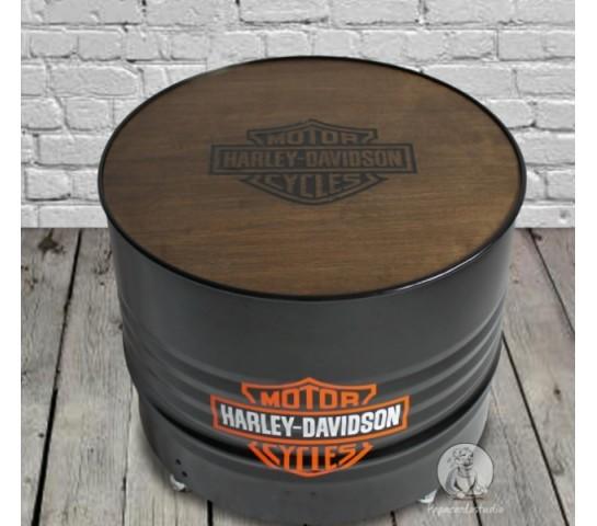 """Стол-бочка """"Harley Davidson"""""""