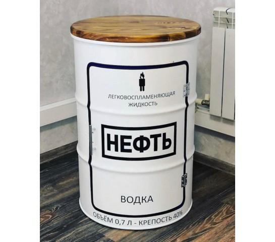 """Бочка-бар """"Нефть"""""""